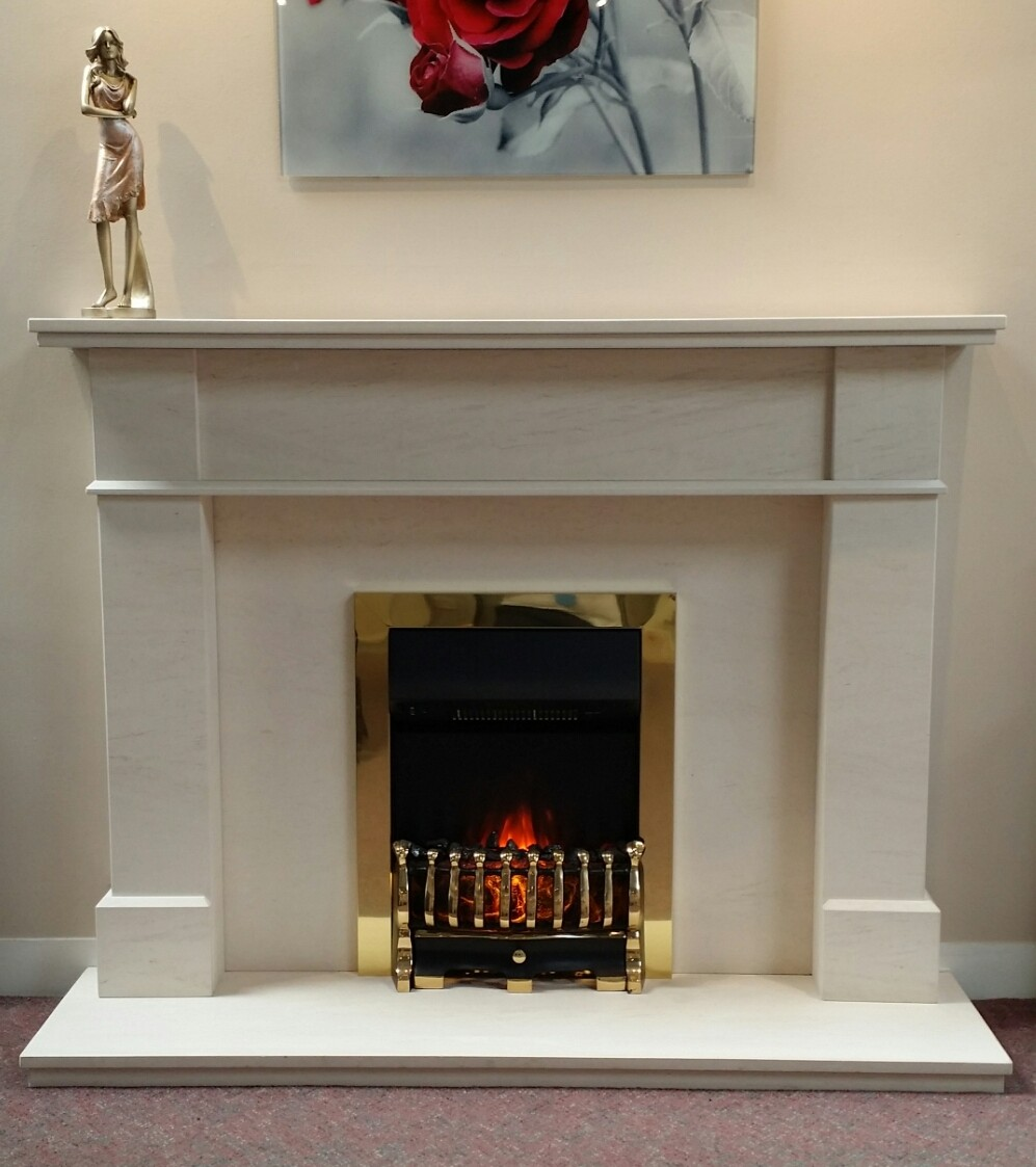 Stirling Fireplace By Design