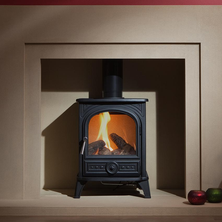 e500 the gas 500 is a classically styled gas stove that offers the