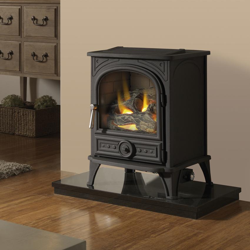 Flueless Gas Fires: Fireplace By Design