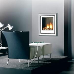Faber Silva Gas Fire
