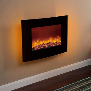 Quattro Wall Mouted Electric Fire