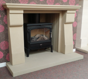 Stapleton Fireplace & Cladding Set