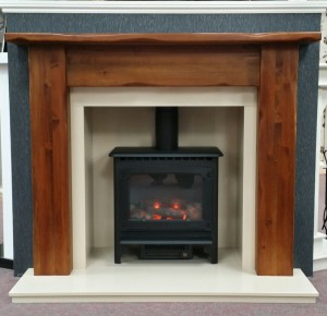 Carenza Fireplace Package