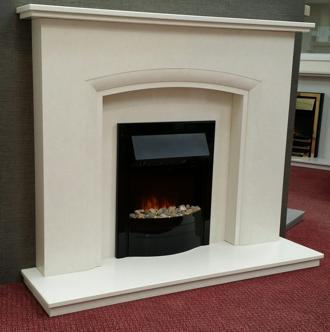 Cortana Fireplace By Design