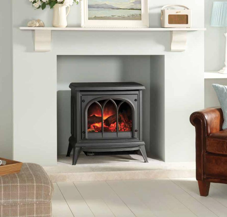 Ashdon Fireplace By Design