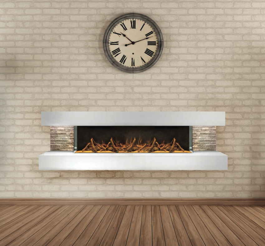 Compton 1000 Fireplace By Design