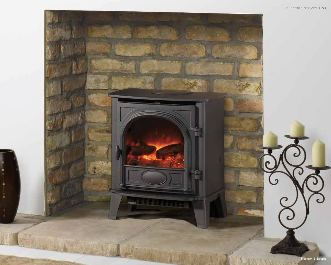 Small Stockton Fireplace By Design