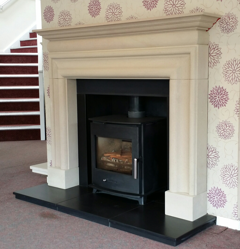 Queen Anne Fireplace By Design