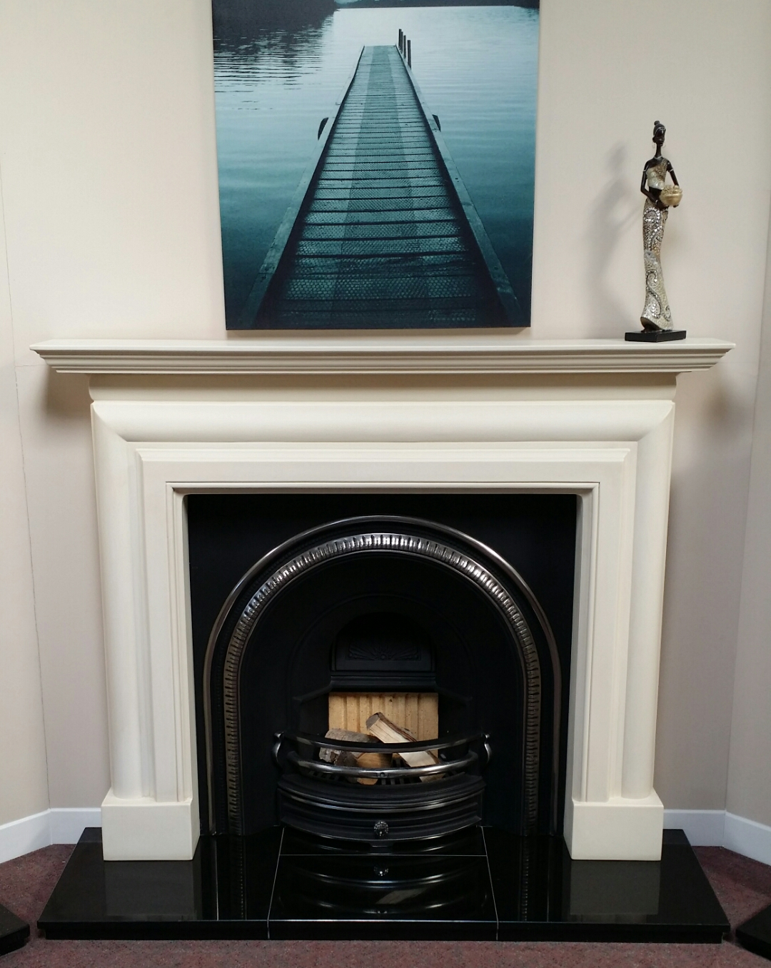 Celeste Surround - Fireplace by Design
