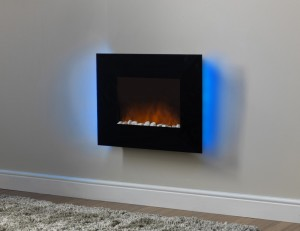 Libra Wall Mounted Electric Fire