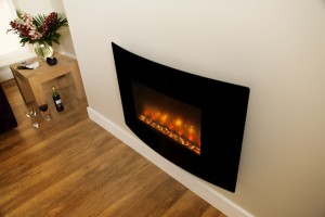 Orlando Wall Mounted Electric Fire