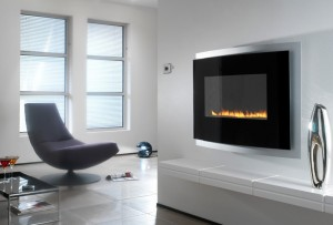 Radium Gas Fire