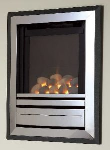 Frontier HE Wall Mounted Natural Gas Fire
