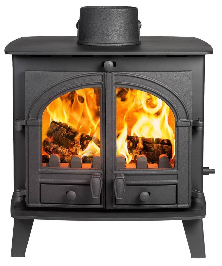 Consort 7 Double Sided Fireplace By Design