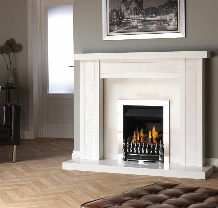 Airflame Convector Fireplace By Design
