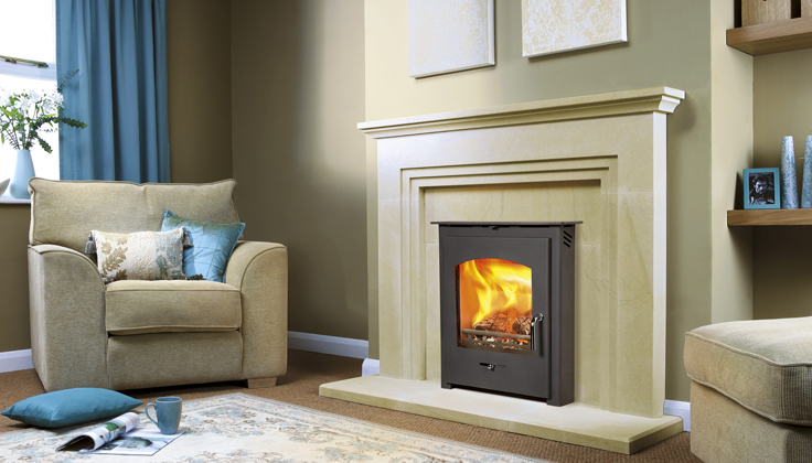 Pevex Slimline 30 Inset Fireplace By Design
