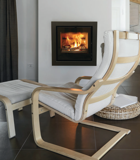 Serenity 50 Inset Fireplace By Design