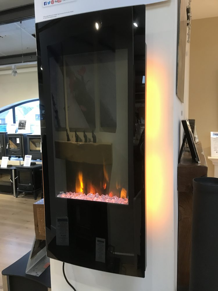 Grand Essence Electric Fire Fireplace By Design